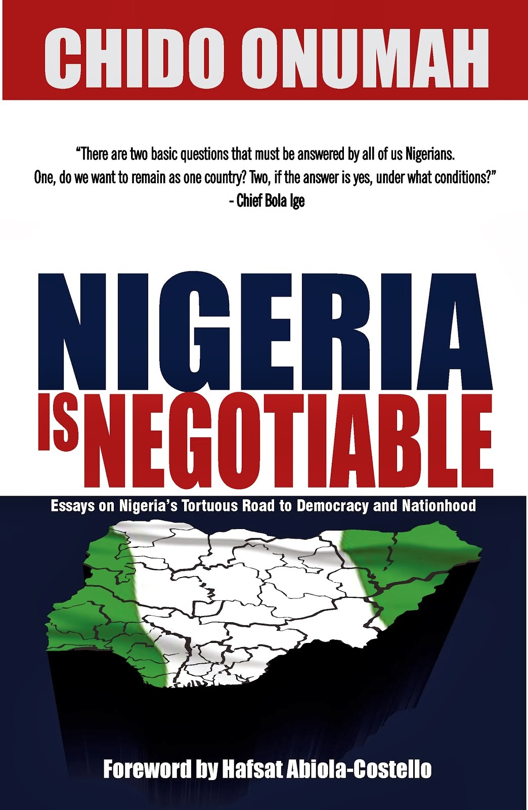 Nigeria is Negotiable