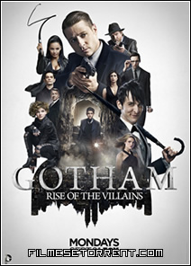 Gotham 2 Temporada Torrent Dublado