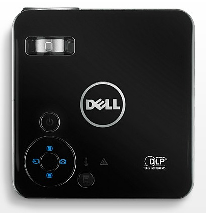 Dell M110 : Ultra Mini Mobile Projector with Wireless ...