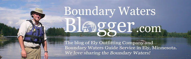 Boundary Waters Blogger