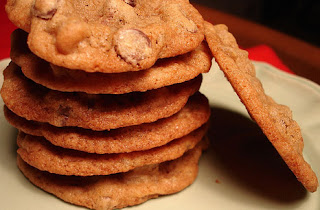 Ginger Chip Chocolate Cookies