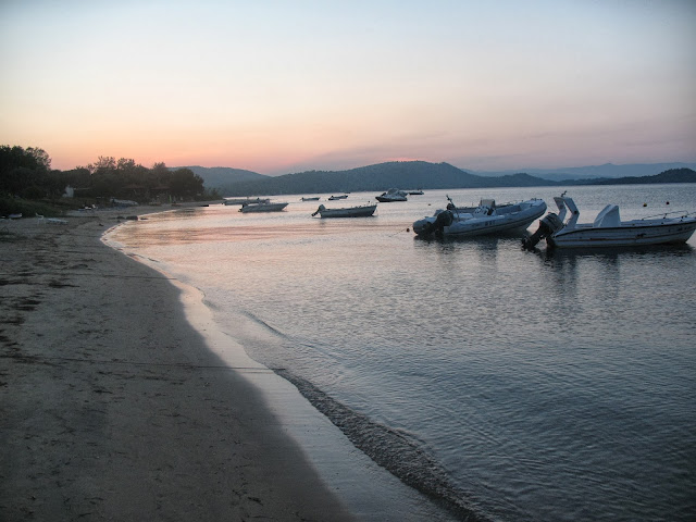 Vourvourou Beach