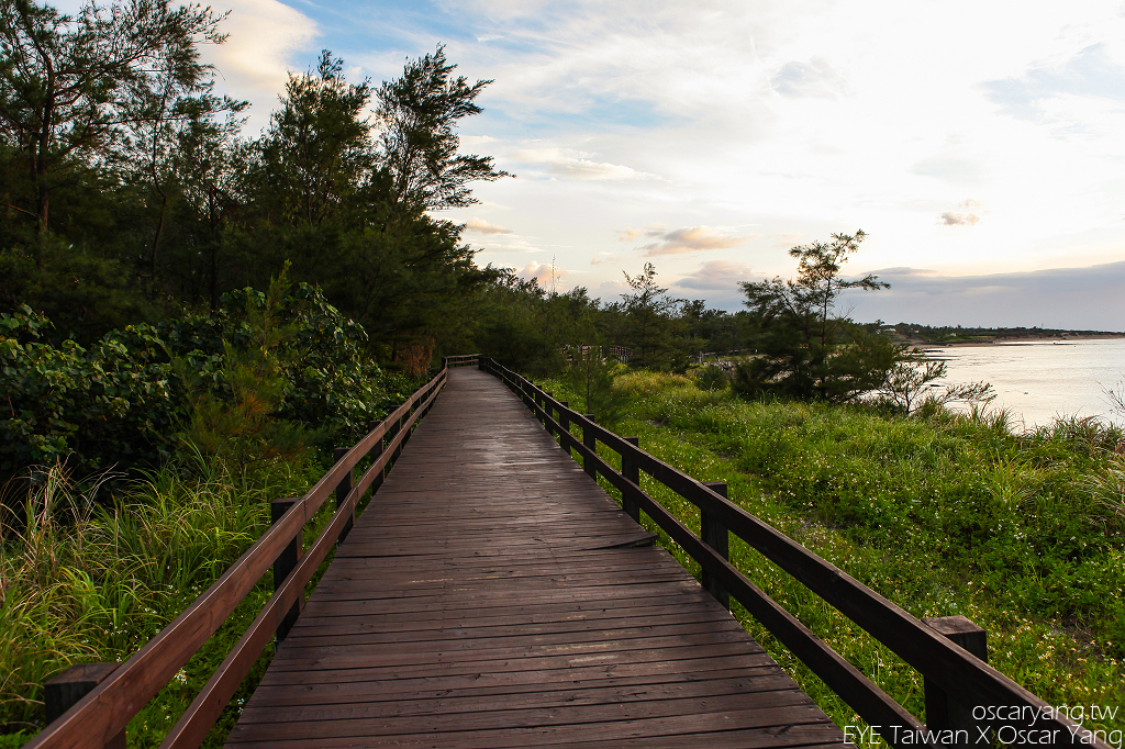 麟山鼻步道,不能說的秘密電影海邊步道場景,EYE Taiwan X Oscar Yang