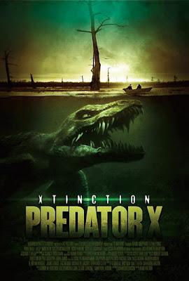 Xtinction Predator X ทะเลสาป สัตว์นรกล้านปี