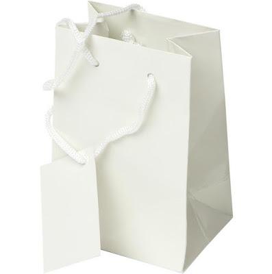 Bolsa papel para regalos boda - KEKE