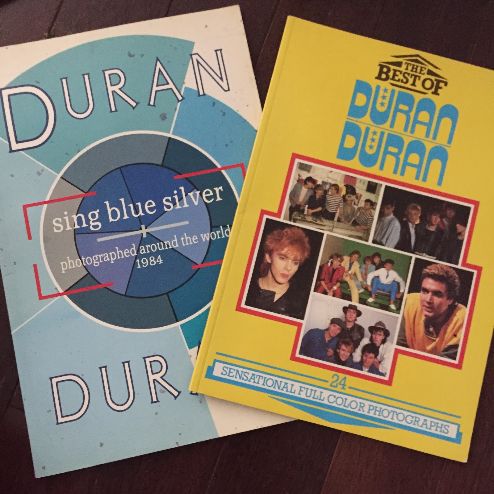 Duran Duran Picture Books