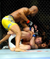UFC 148 Fight Results Silva vs. Sonnen