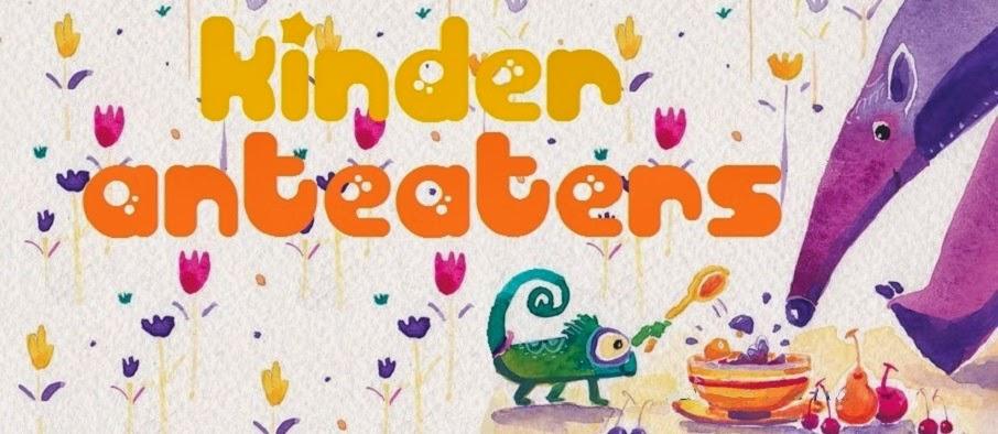Kinder Anteaters