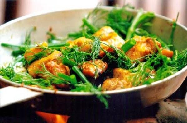 Fried Fish La Vong (Cha Ca La Vong)