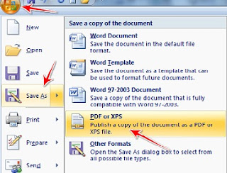 PDF How To Create PDF Files From MS Word?