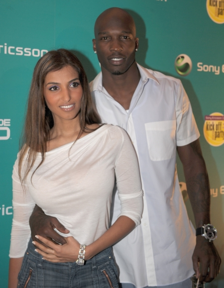 Chad ochocinco dating website