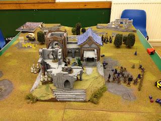 The Hobbit SBG - Necromancers Mirkwood Ruins
