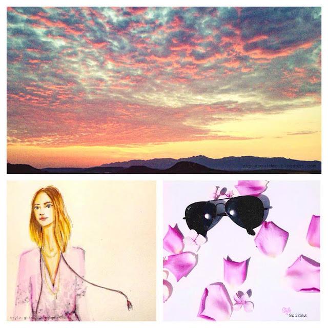 Instagram fashion style photos sky draw