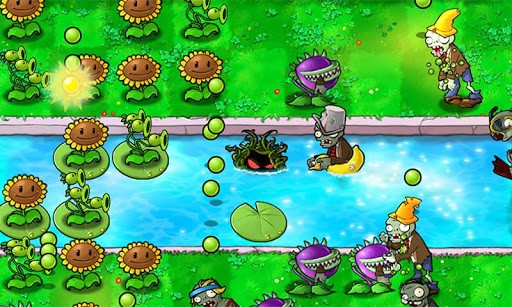 how to play plants vs zombies on pc