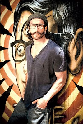 Ranveer Singh Latest Photoshoot for Rohan Shrestha