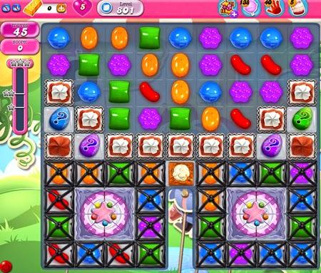 Candy Crush Saga 801
