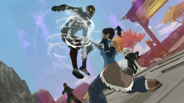 Avatar The Legend of Korra Free Download PC Games