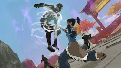 Avatar The Legend of Korra Games for windows