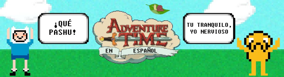 Adventure Time En Español