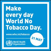 Every Day Is No Tobacco Day