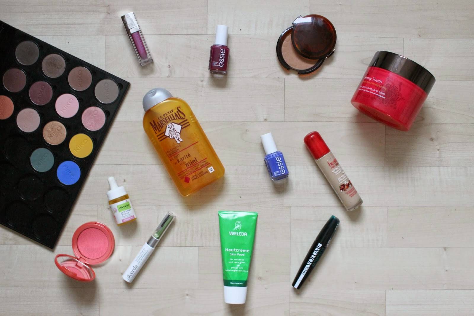 2014 beauty favourites staples