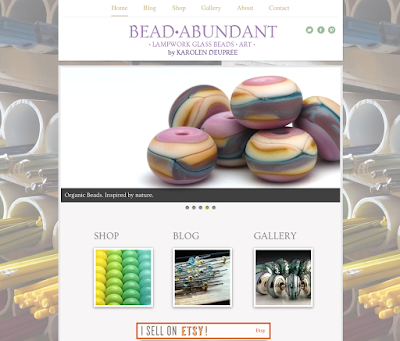 BeadAbundant home page