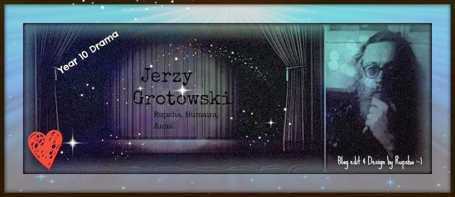 Jerzy Grotowski The Poor Theatre
