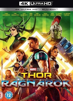 Thor - Ragnarok 4K Filmes Torrent Download capa