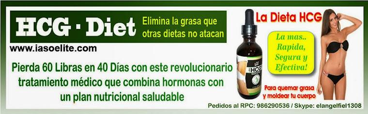 Total Life Changes Perú SAC | Iaso Te + Iaso HCG  Pierde 60 Libras en 40 Días!!!