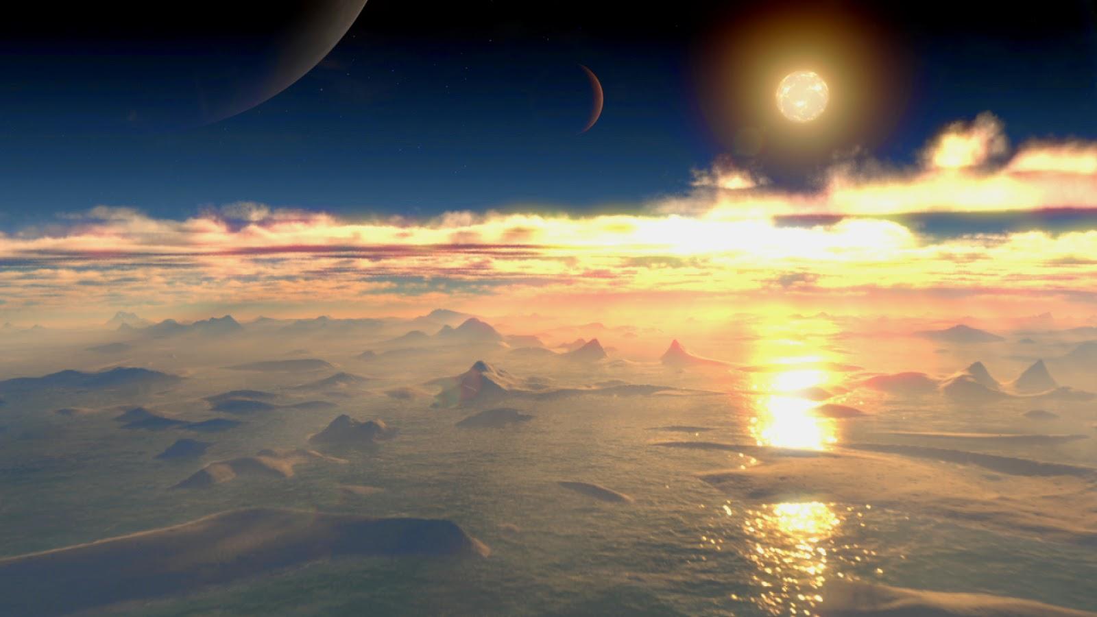 Cientistas relatam a certeza de que há incontáveis biosferas em potencial na Via Láctea e revelam os métodos para encontra-las e explorá-las - Divulgação