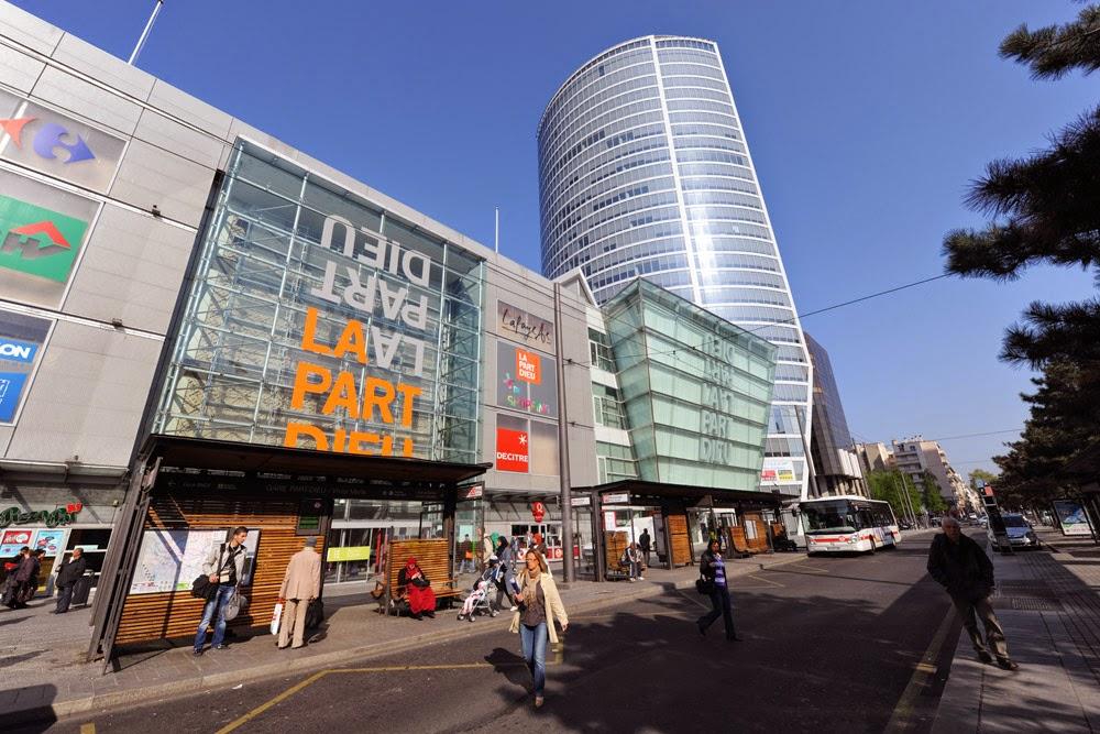 Hotel La Part Dieu Lyon