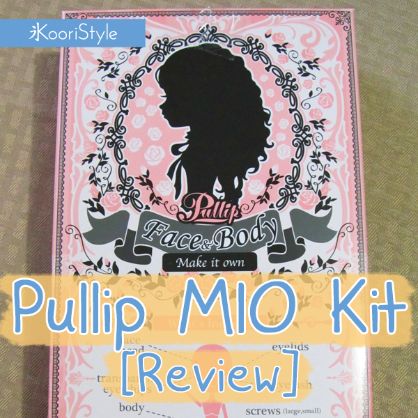 Koori Style  KooriStyle Kawaii BJD Pullip Doll PullipDoll Review Cute MIO MakeItOwn Make-It-Own