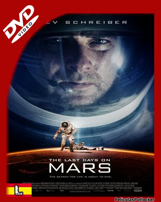 Ultimo Dia En Marte [DVDRip][Latino][FD-SD-MG]