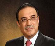 Pakistan's President Zardari