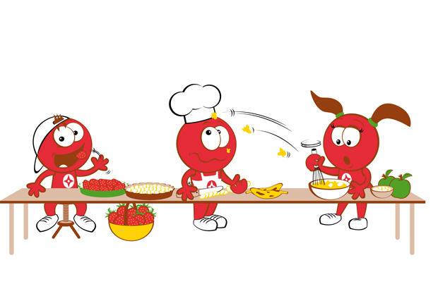 Atelier patisserie dessin for Stage cuisine enfant