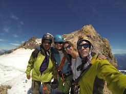 Montañismo y amistad