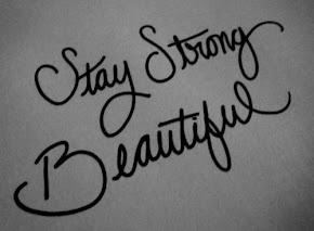 Mantente Fuerte Hermosa