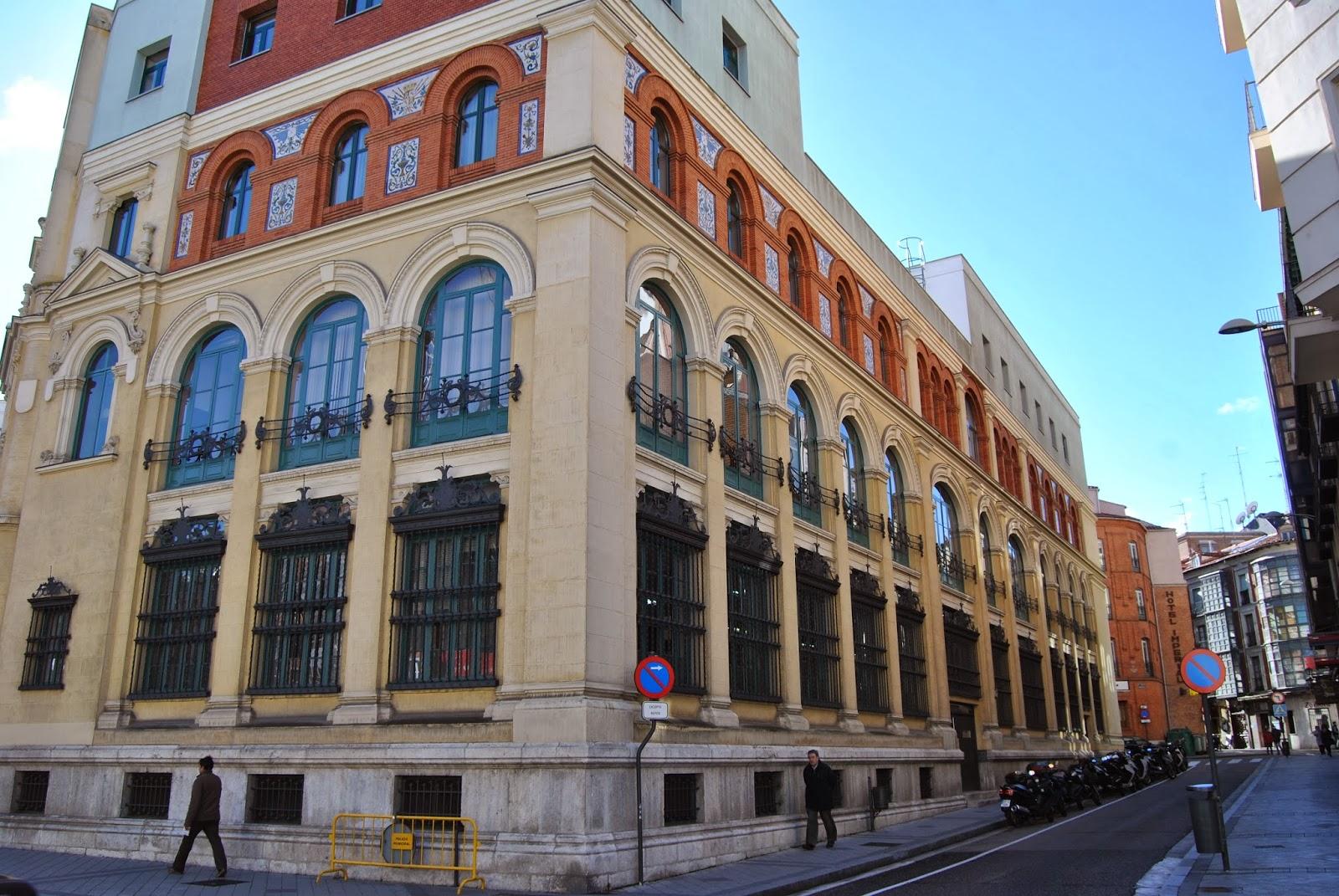 Arte en valladolid la obra del arquitecto modernista jer nimo arroyo en valladolid - Arquitectos en valladolid ...
