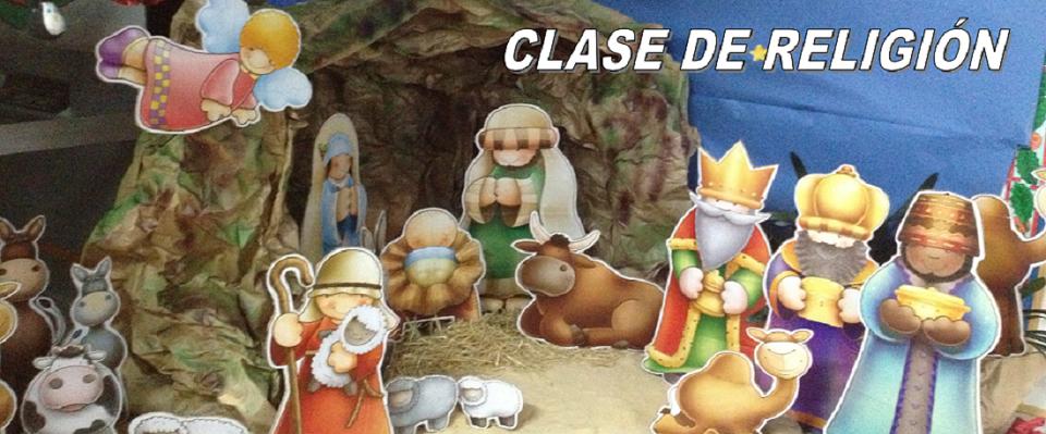 La Clase de Religión Católica en el C.P.Pr. San José de Calasanz de Olvera
