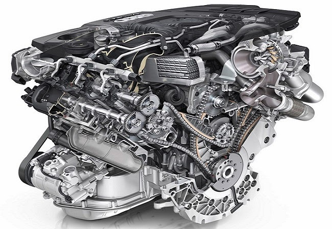V6 TDI Clean Diesel engine, which satisfies the most stringent of
