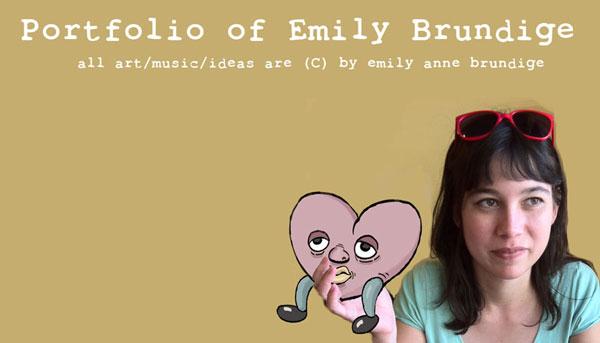 Emily Brundige, Portfolio