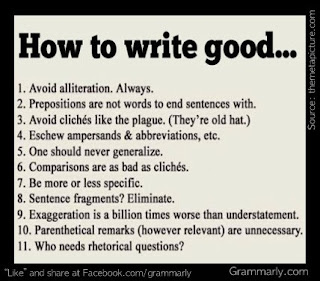 how to be a good essay writer