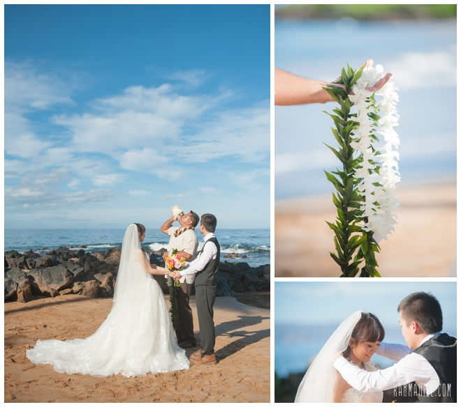 Morning Beach Weddings