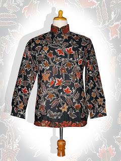 baju batik danar hadi solo indonesia
