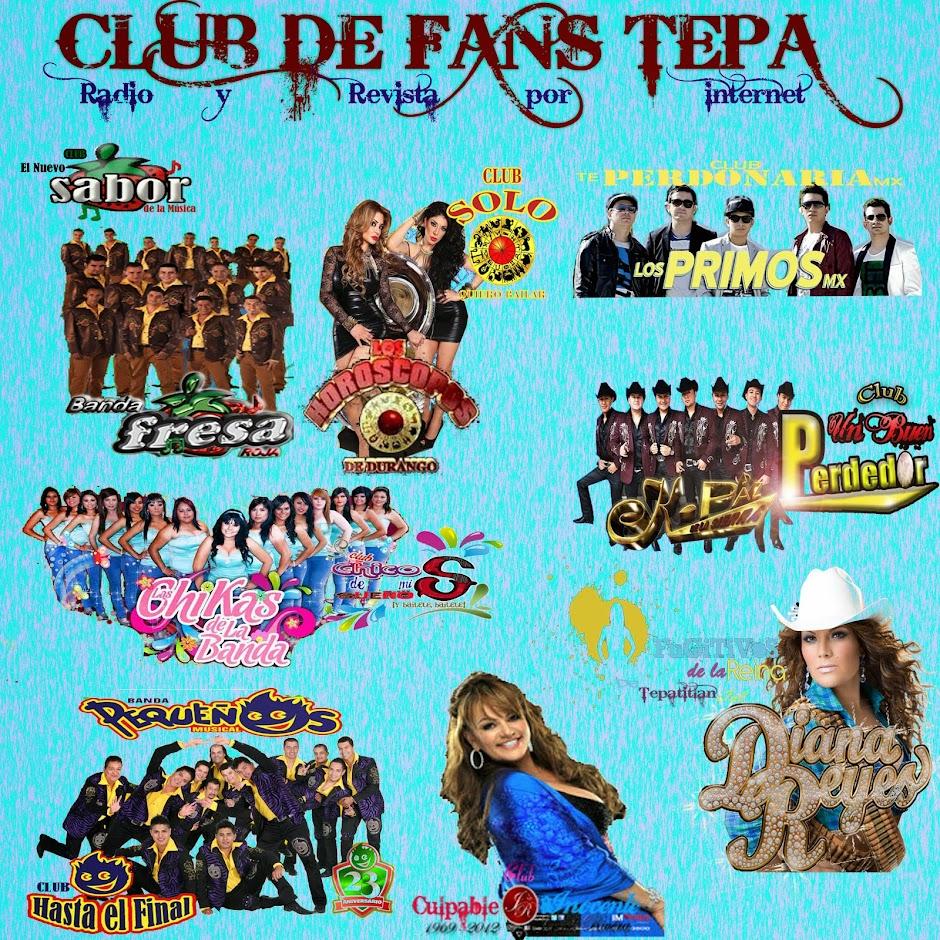.::CLUB DE FANS TEPA::.