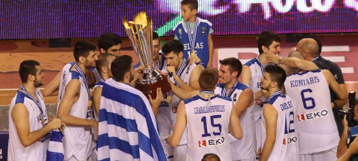 Eurobasket U-20: πρωταθλητρια Ευρωπης η Εθνικη Νεων
