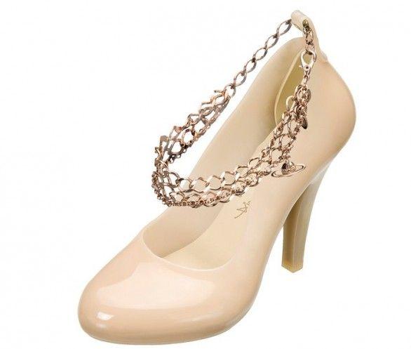 stiletto glamour melissa scarpe di plastica