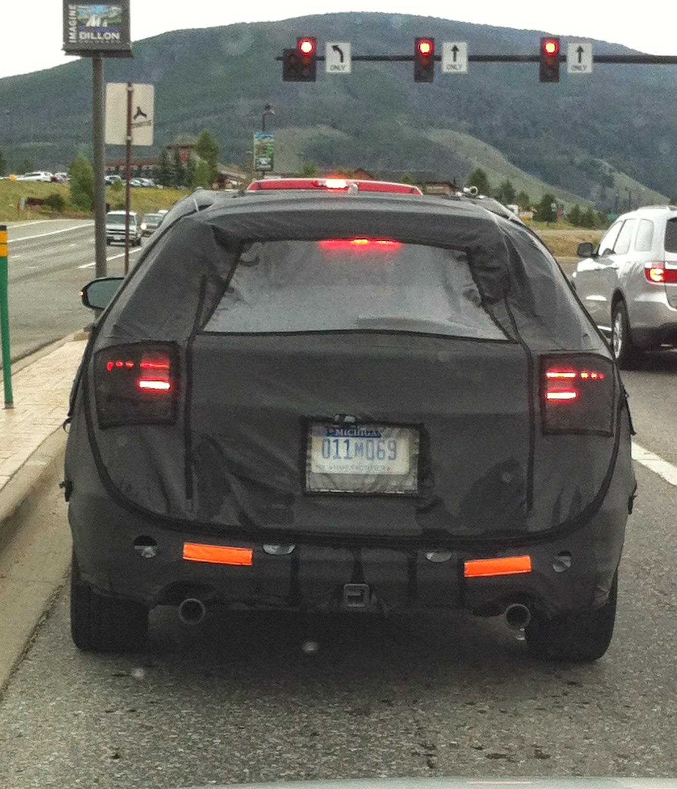Car Testing in Colorado