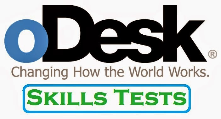 odesk contractor manual 2013 15 There are 15 questions, and each question has 4 possible answers: a, b, c or d odesk ms excel 2007 skill test answers all you need to do is to click on the answer.