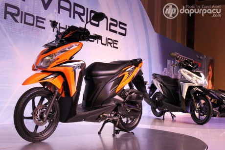 2013 Honda Vario Techno diluncurkan:Auto Blog Lovers